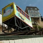 Gammal hiss. Valparaiso